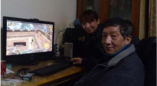 chinese grandfather world of warcraft